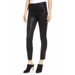 Articles Of Society Coated High Waisted Skinny 32